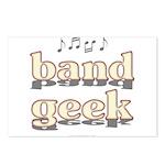 Band Geek Postcards (Package of 8)