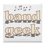 Band Geek Tile Coaster
