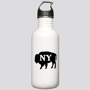 Buffalo New York Stainless Water Bottle 1.0L