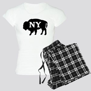 Buffalo New York Women's Light Pajamas