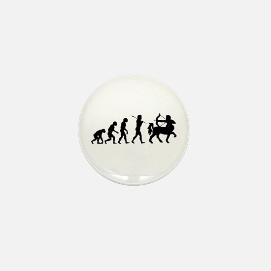 Centaur Archer Evolution Mini Button