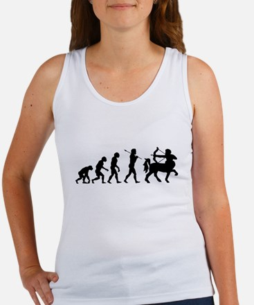 Centaur Archer Evolution Women's Tank Top