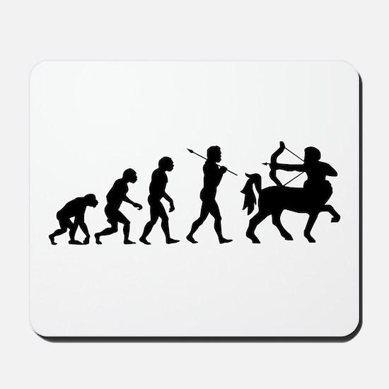 Centaur Archer Evolution Mousepad