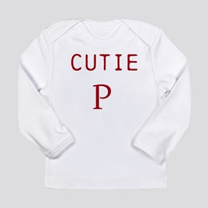 Cutie Pi Long Sleeve Infant T-Shirt