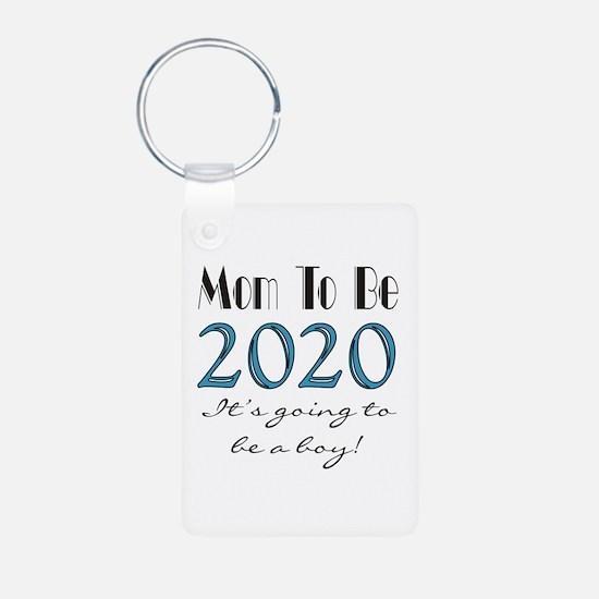 2018 Future Mom of Boy Keychains