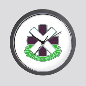 DUI - 10th Combat Support Hospital Wall Clock