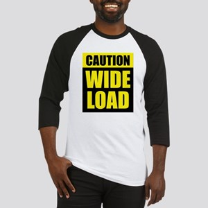 Wide Load (Fat) Baseball Jersey