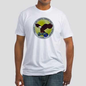 DUI - 502nd Dental Company Fitted T-Shirt