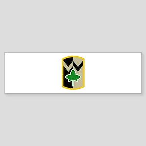 SSI -4th Sustainment Bde Sticker (Bumper)