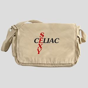Sexy Celiac Messenger Bag