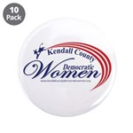 "KCDW 3.5"" Button (10 pack)"