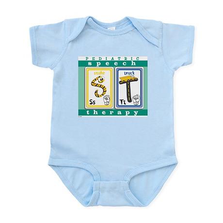 Pediatric Speech Therapy Infant Creeper