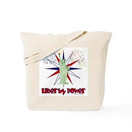 Liberty Power Tote Bag