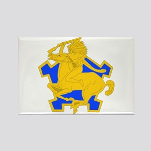 DUI - 1st Sqdrn - 9th Cavalry Regt Rectangle Magne