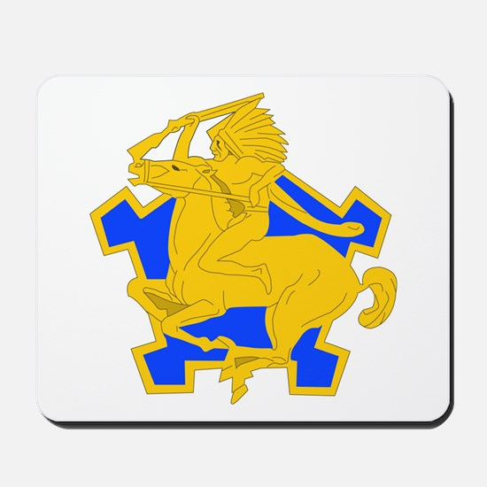 DUI - 1st Sqdrn - 9th Cavalry Regt Mousepad