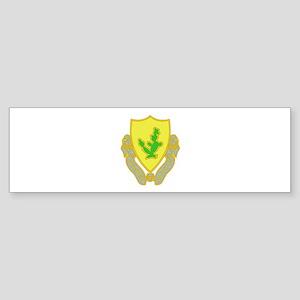 DUI - 2nd Sqdrn - 12th Cavalry Regt Sticker (Bumpe