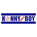 KENNY BOY - GUILTY Bumper Sticker