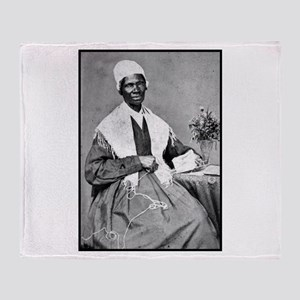 Sojourner Truth Throw Blanket