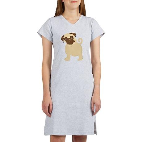 Hungry Pug Women's Nightshirt