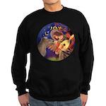 Angel3-Shetland Pony Sweatshirt (dark)