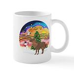 XmasMusic2-Shetland Pony Mug