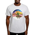 XmasMusic2-Shetland Pony Light T-Shirt