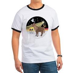 XmasDove-Shetland Pony T