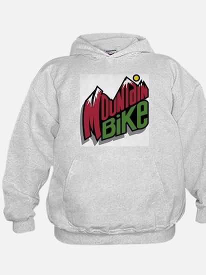Mountain Bike 2 Hoodie