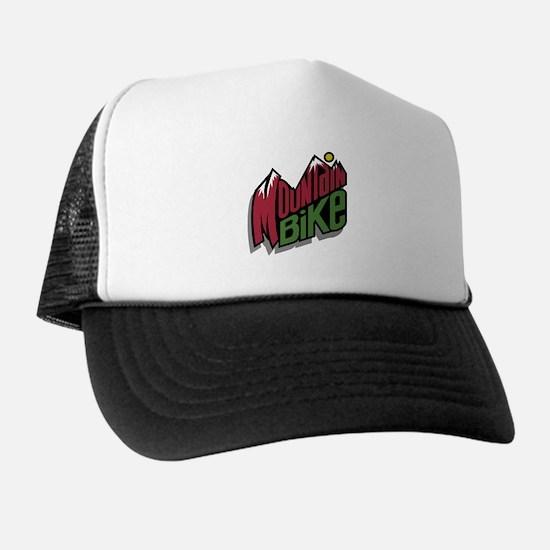 Mountain Bike 2 Trucker Hat