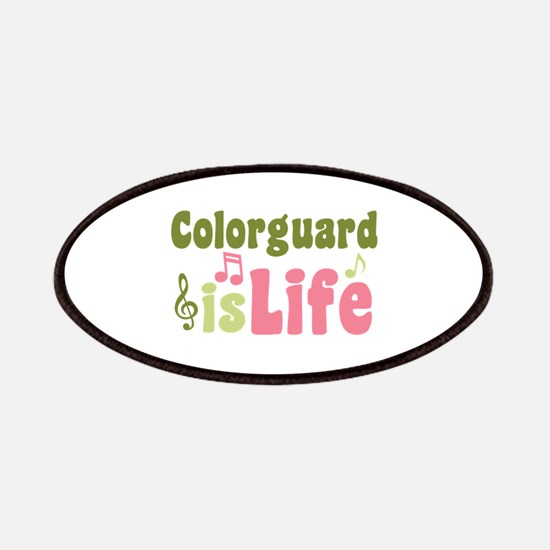 Colorguard is Life Patches