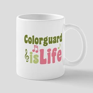 Colorguard is Life Mug