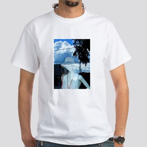Surreal Mademoiselle / White T-Shirt