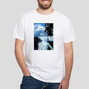 Surreal Mademoiselle / White T-Shirt