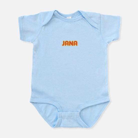 Jana in Movie Lights Infant Bodysuit