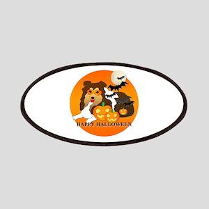 Shetland Sheepdog Patches