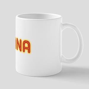 Lana in Movie Lights Mug