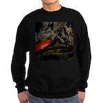 Mountain Sunset Sweatshirt (dark)