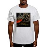 Mountain Sunset Light T-Shirt