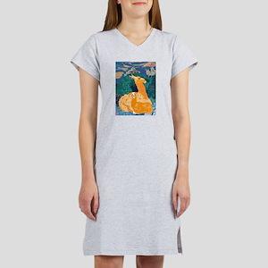 Llamas Women's Nightshirt