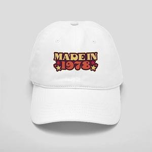 Made in 1978 Cap