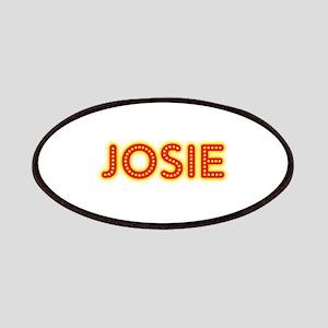 Josie in Movie Lights Patches