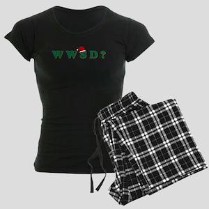 WWSD? Women's Dark Pajamas