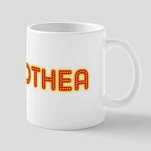 Dorothea in Movie Lights Mug