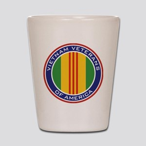 Vietnam Veterans Shot Glass