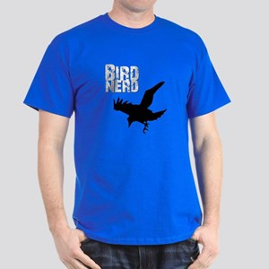 Bird Nerd (Raven) Dark T-Shirt