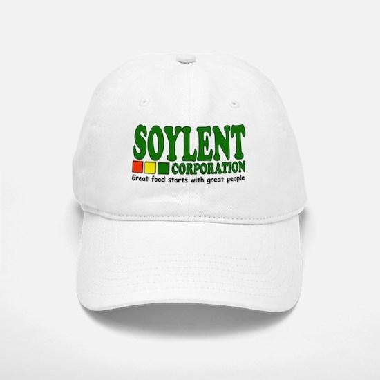 Soylent Green Baseball Baseball Cap