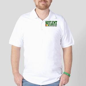 Soylent Green Golf Shirt