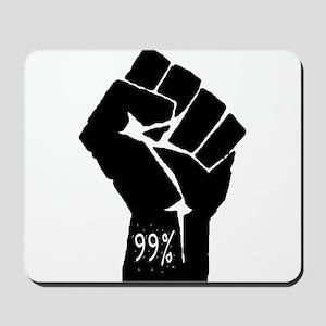 99 % Fist Mousepad