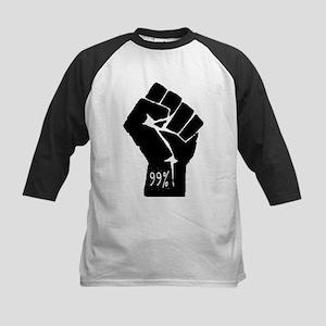 99 % Fist Kids Baseball Jersey