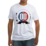 Cars Round Logo Fitted T-Shirt